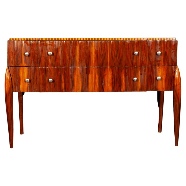 Art Deco French Chest of Drawer or Commode, 1930 For Sale