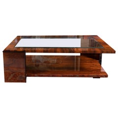 Art Deco French Coffee Table