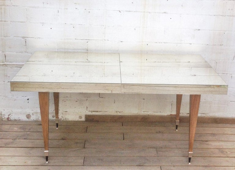 Art Deco French Dining Table 1940s For Sale At 1stdibs