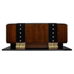 Art Deco French Grande Buffet