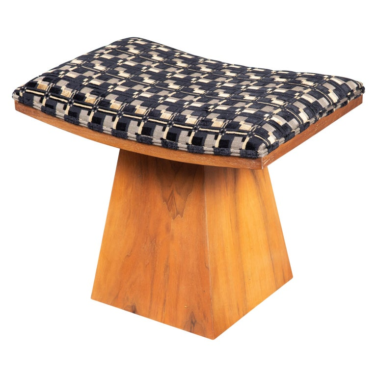 Art Deco French Ottomans For Sale