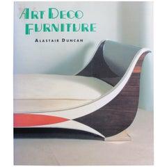 Art Deco Furniture Softcover Decoration Book