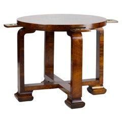 Art Deco Game Table, circa 1930