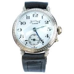 Art Deco Gentleman's Manual Wristwatch by Services, circa 1930