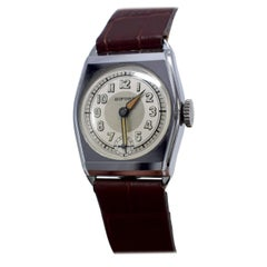 Steel Wrist Watches