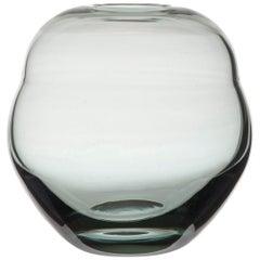 Art Deco Glass Vase
