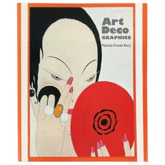 Art Deco Graphics Library or Coffee Table Book