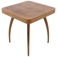 Art Deco H259 Spider Coffee Table by Jindrich Halabala for Český Nábytek, 1956