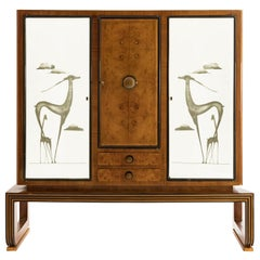 Art Deco Italian Bar Cabinet from the 1930s