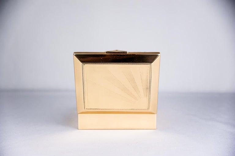 Art Deco Jewelry Box, 1920s For Sale 2