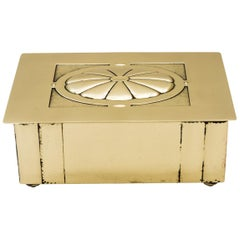 Art Deco Jewelry Box, Vienna, 1920s by WMF