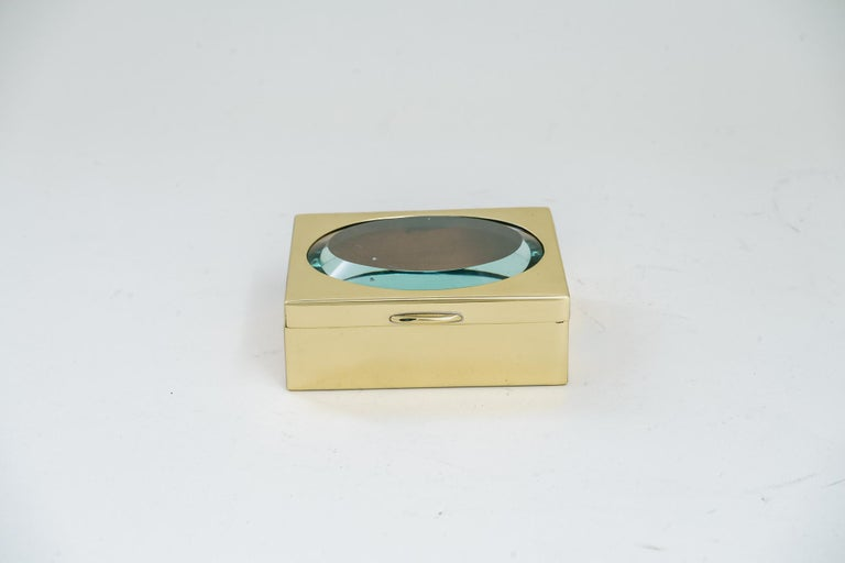Early 20th Century Art Deco Jewely Box, Vienna, circa 1920s For Sale