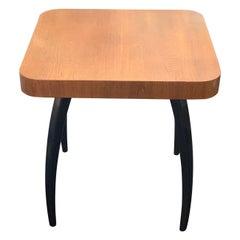 Art Deco Jindrich Halabala Spider Coffee Occasional Table