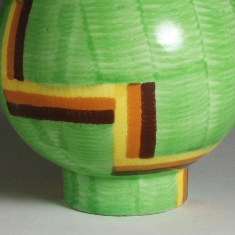 20th Century Art Deco Ceramic Jug by Eva Zeisel For Sale