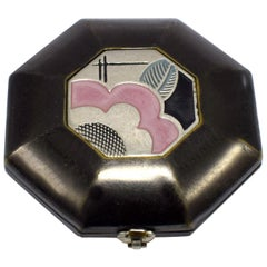 Art Deco Ladies Powder Compact, circa 1935
