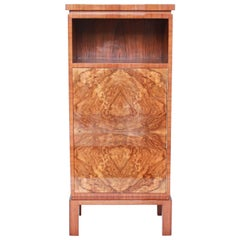 Art Deco Library Cabinet
