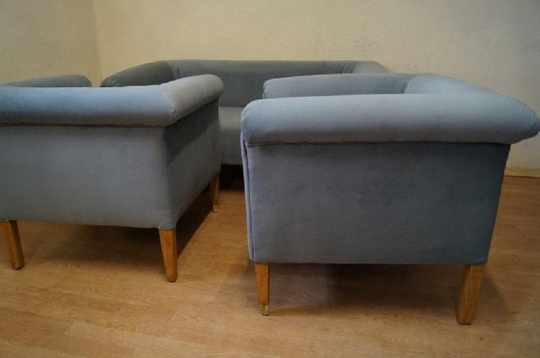 Austrian Art Deco Living Room Set from 1920 For Sale