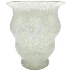 Art Deco Loetz Bohemia Foam Glas