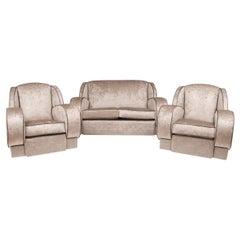 Art Deco Lounge Suite