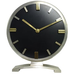 Art Deco Machine Age 8 Day Mantle Clock