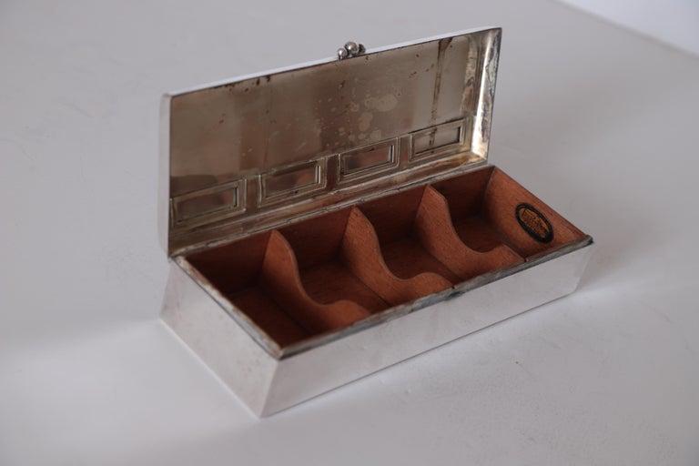 American Art Deco Machine Age Albert Feinauer Barbour Silver