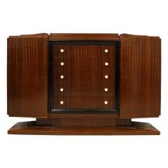 Art Deco Mahogany Sideboard