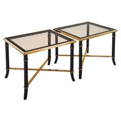 Art Deco Maison Baguès Side Tables