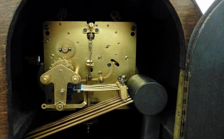 Art Deco Mantel Clock For Sale 1