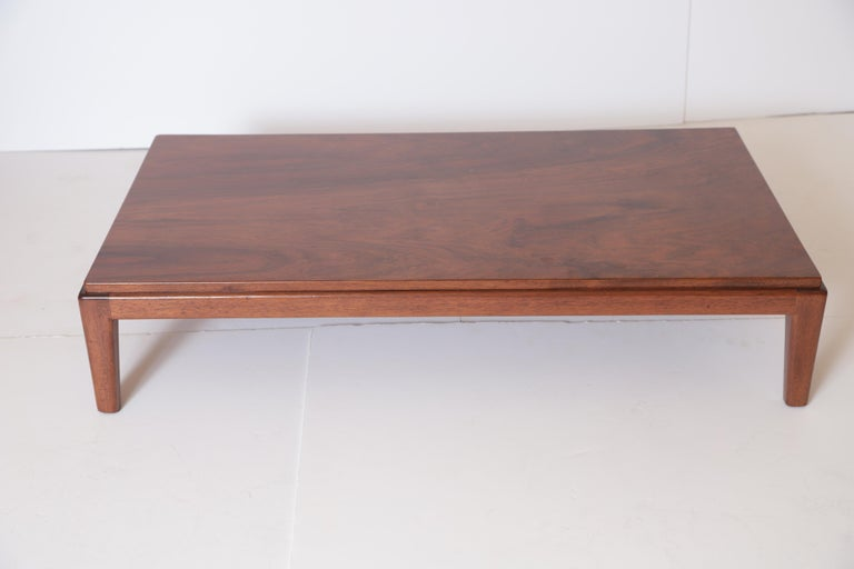 Art Deco Midcentury Low Coffee or Occasional Table by Schmieg & Kotzian For Sale 3