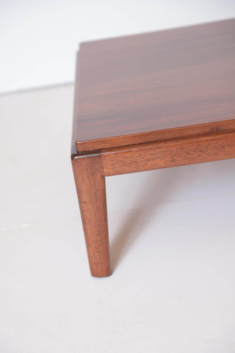 Art Deco Midcentury Low Coffee or Occasional Table by Schmieg & Kotzian For Sale 5