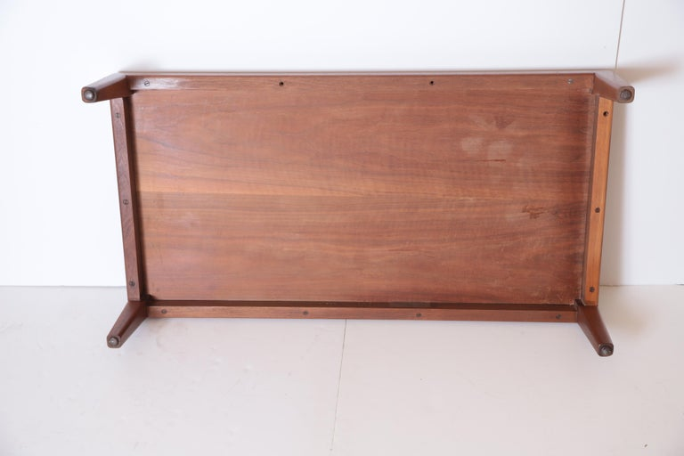 Art Deco Midcentury Low Coffee or Occasional Table by Schmieg & Kotzian For Sale 8