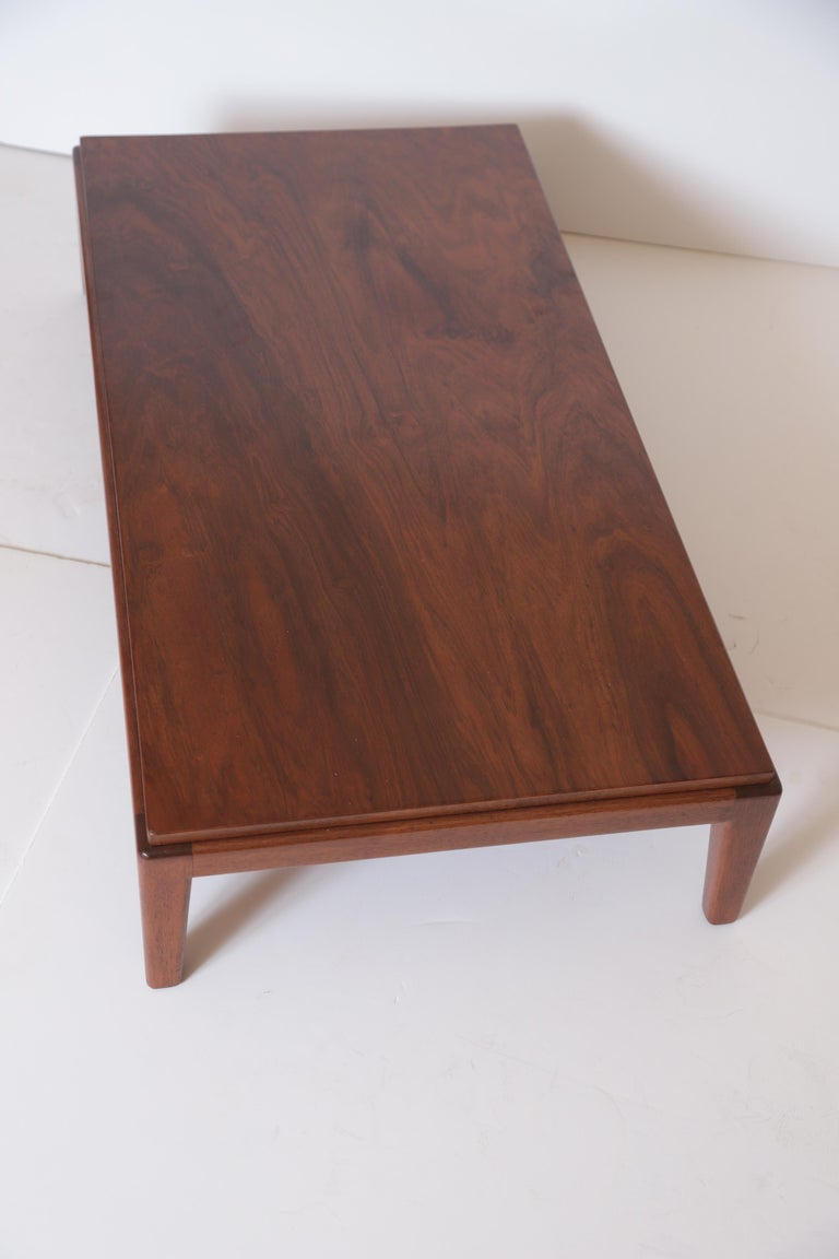 Mid-Century Modern Art Deco Midcentury Low Coffee or Occasional Table by Schmieg & Kotzian For Sale