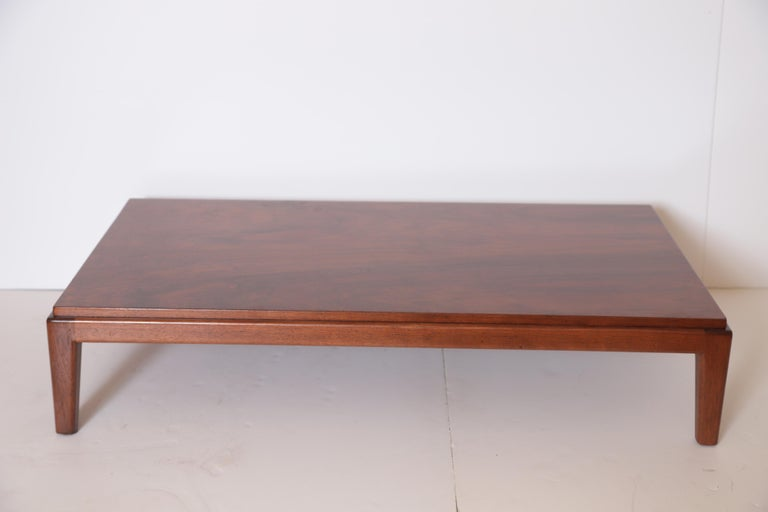 Mid-20th Century Art Deco Midcentury Low Coffee or Occasional Table by Schmieg & Kotzian For Sale