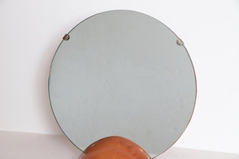 Art Deco Mid-Century Modern Romweber Valet Mirror for Chest, Desk or Vanity For Sale 4