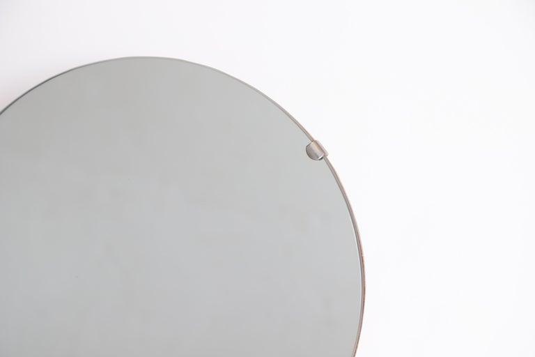 Art Deco Mid-Century Modern Romweber Valet Mirror for Chest, Desk or Vanity For Sale 5
