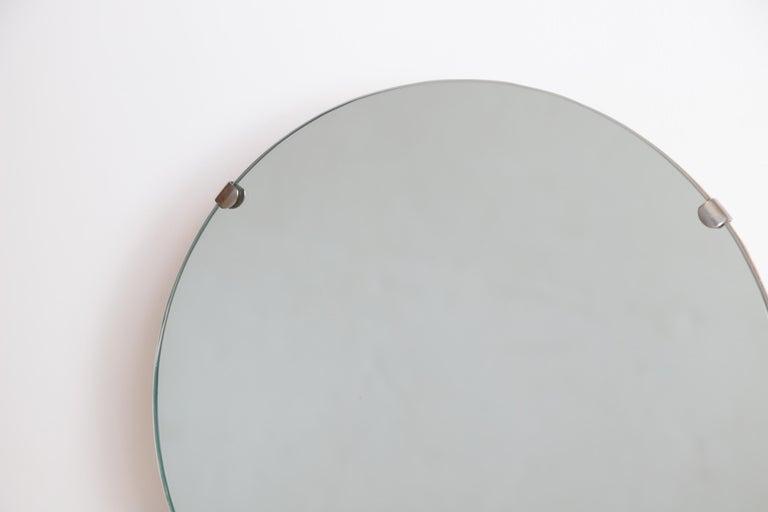 Art Deco Mid-Century Modern Romweber Valet Mirror for Chest, Desk or Vanity For Sale 6