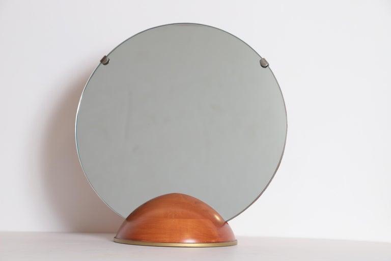 Art Deco Mid-Century Modern Romweber Valet Mirror for Chest, Desk or Vanity For Sale 7