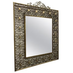 1920s Mirror Attributed to Oscar Bach