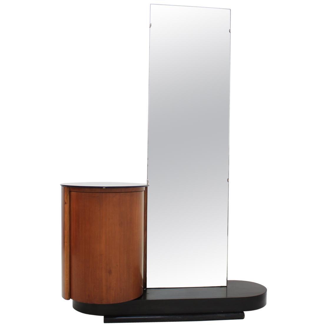 Art Deco Mirror Cabinet, 1930s