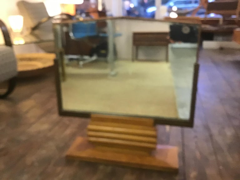 Art Deco Mirror In Good Condition For Sale In London, Lambeth
