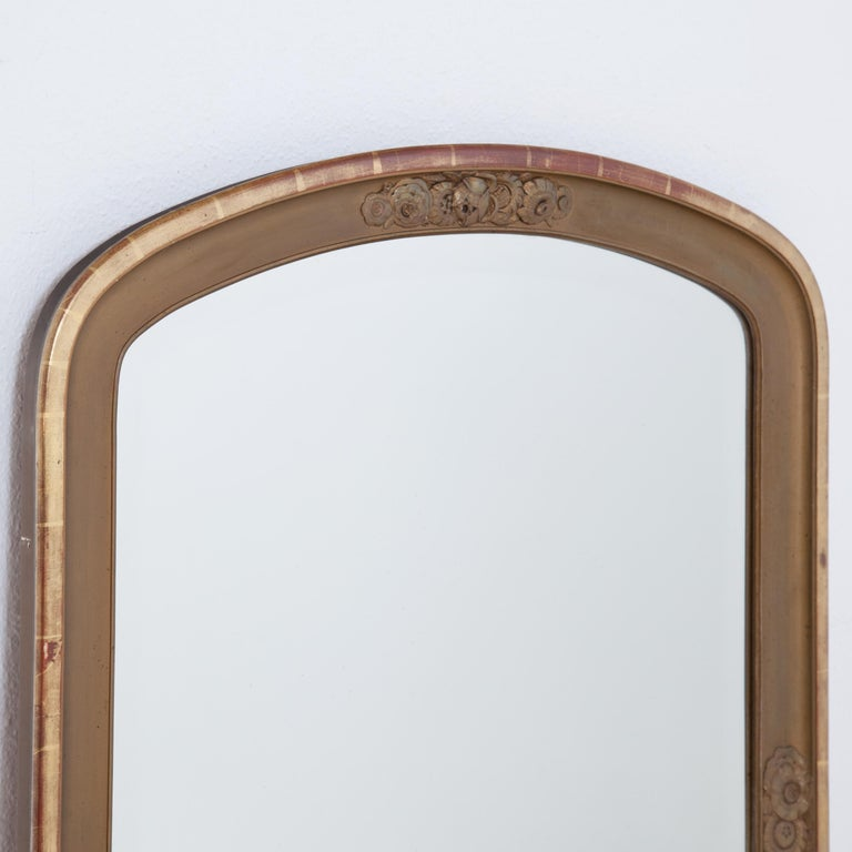 French Art Deco Mirror, France, circa 1920 For Sale