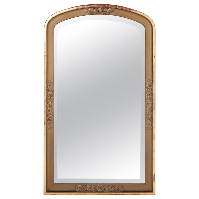 Art Deco Mirror, France, circa 1920 For Sale