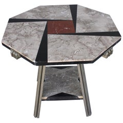 Art Deco Modernist Table
