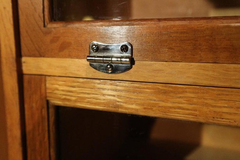 Art Deco Oak Compactom Wardrobe 4