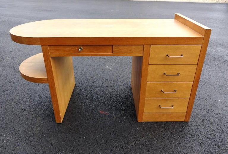 Desk from the 1940s in good original condition .