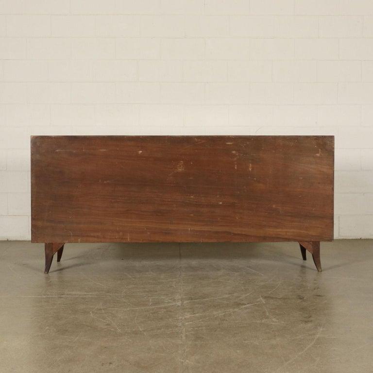 Art Deco Original Italian Cabinet in Buxus and Wood, 1930s 8