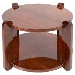 Art Deco Palisandre Side Table