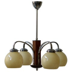 Art Deco Pendant Chandelier