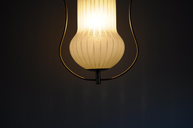 Art Deco Pendant Light, Scandinavian, 1930s For Sale 6