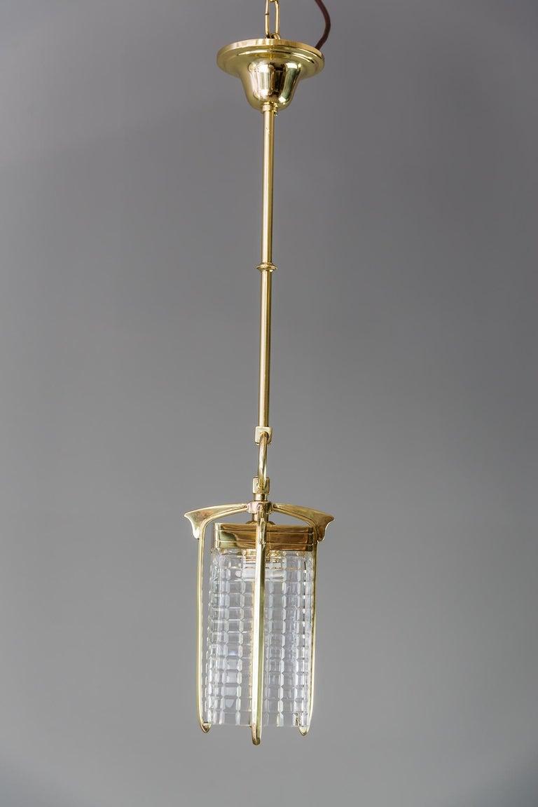 Art Deco Pendant, Vienna, 1920s For Sale 7